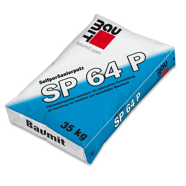 Baumit SelfporSanierputz SP 64 P