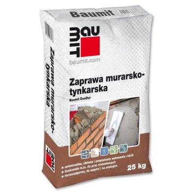 Zaprawa murarsko-tynkarska Baumit DuoDur